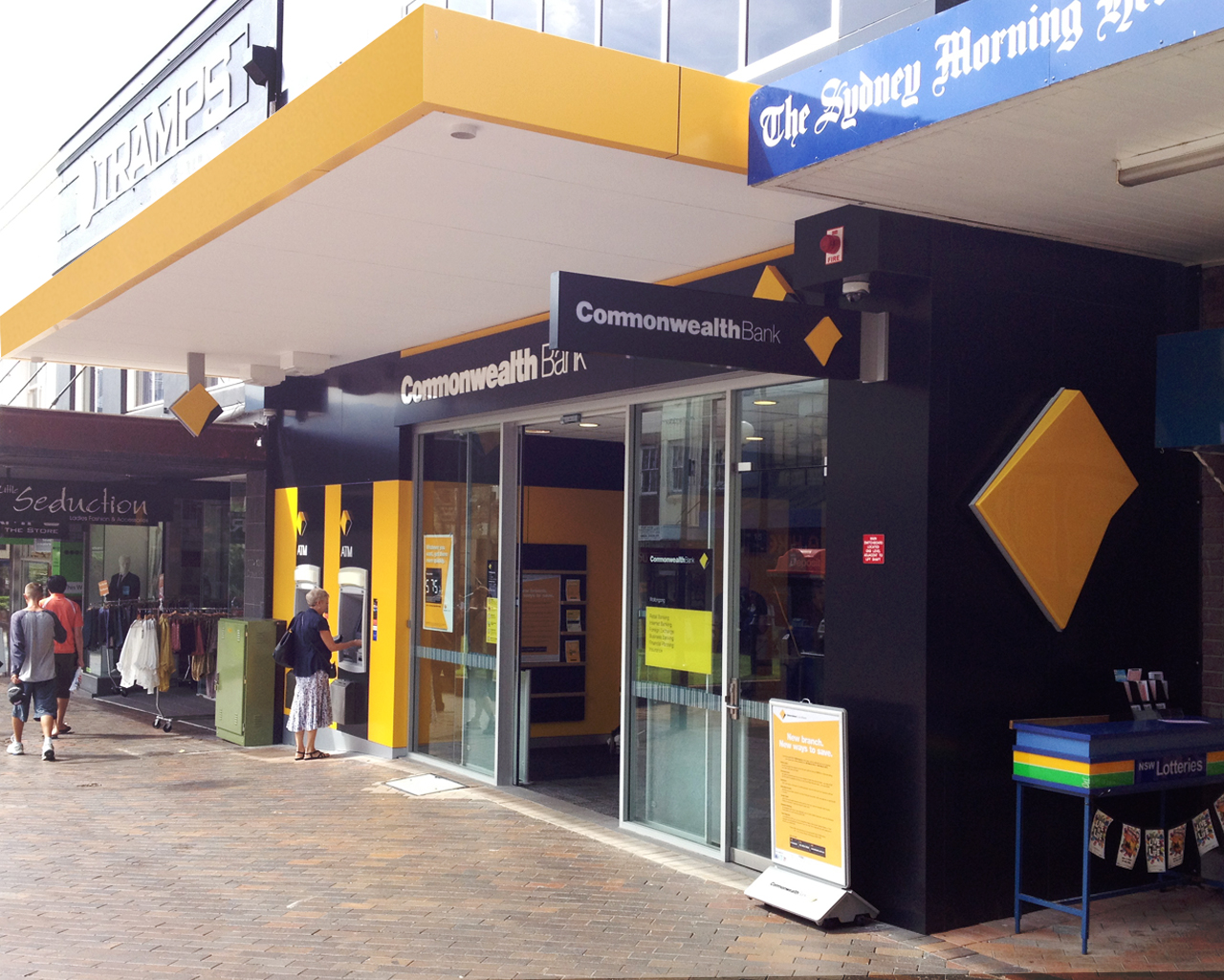 commonwealth bank The commonwealth bank of australia (cba) has released its financial results for the first half of the 2018 financial year, reporting au$49 billion in.